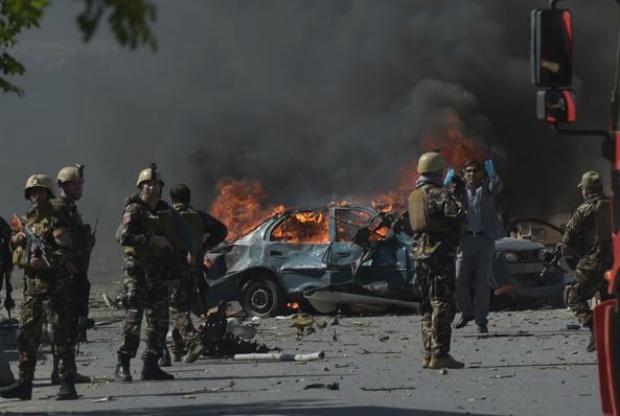 Autobomba a Kabul, 80 morti e 350 feriti