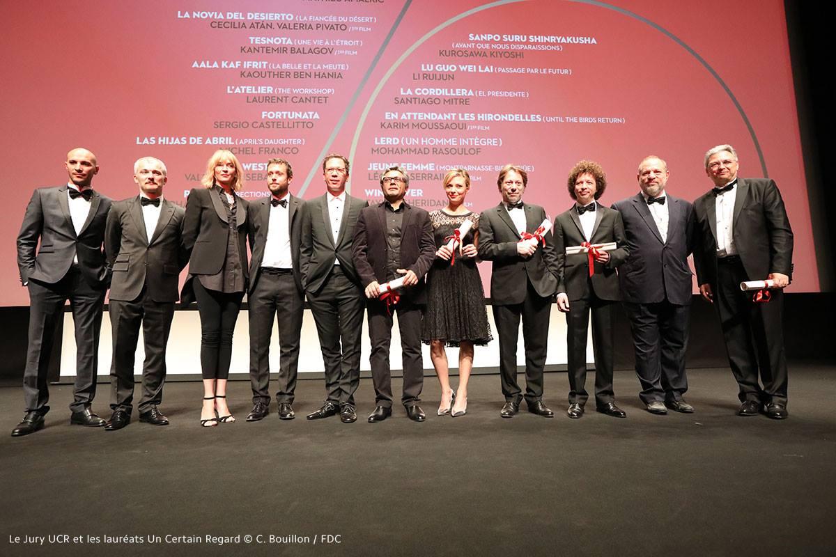 Giuria  e vincitori Un certain regard Cannes 2017
