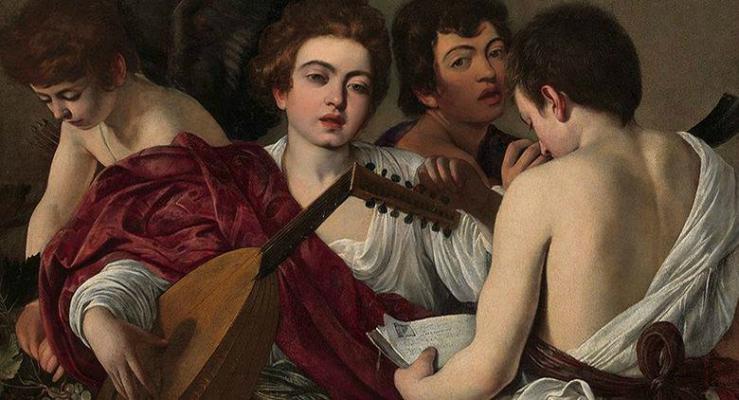I Musici di Caravaggio a Napoli