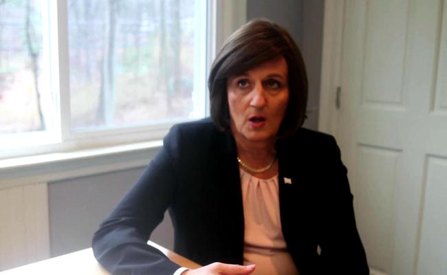 Kristen Browde Candidata Sindaco Transgender