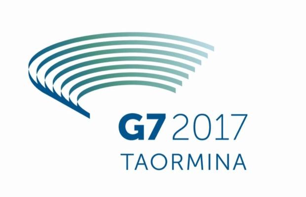 Logo G7 Taormina 2017
