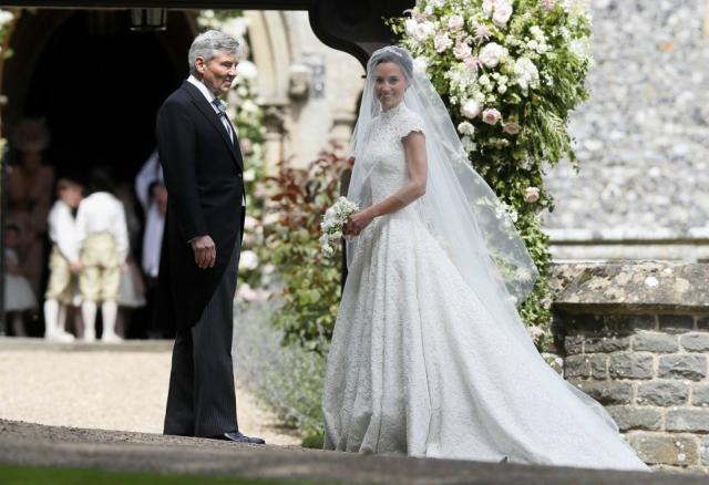 Matrimonio Pippa Middleton 20 maggio