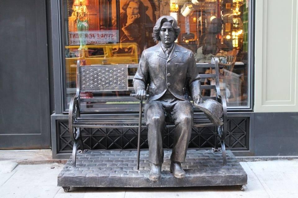 New York Oscar Wilde Bar