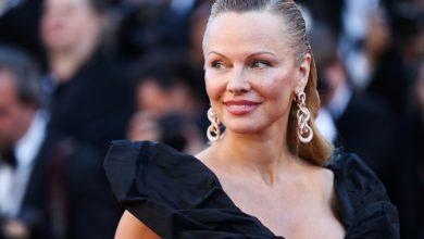 Photo of Pamela Anderson al Festival di Cannes 2017 (Foto)