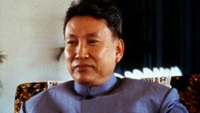 Pol Pot primo ministro Cambogia