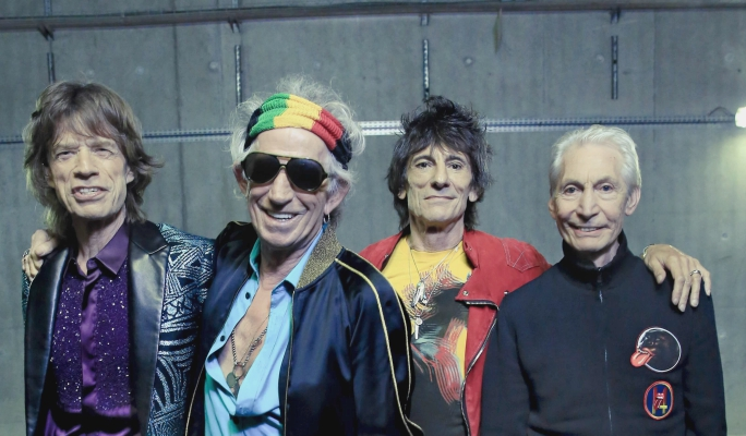 Rolling Stones Lucca Summer Festival 2017