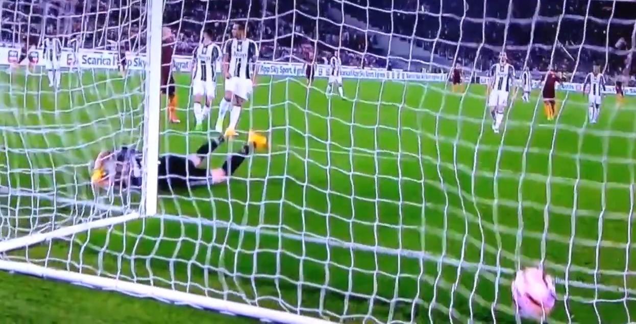 Roma-Juventus 3-1