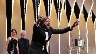 Ruben Östlund a Cannes 2017