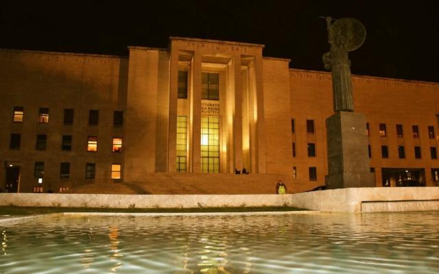 Sabato al Museo Sapienza Roma