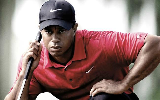 Tiger Woods Arrestato