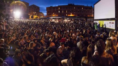 Photo of Festival Trastevere Rione del Cinema, a Roma dal 1 giugno