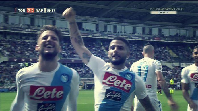 Torino-Napoli 0-5: video gol, cronaca e tabellino