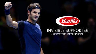 Photo of Federer nuovo Testimonial di Barilla (Video)