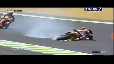 Photo of Caduta Marquez: MotoGp Le Mans 2017 (Video)