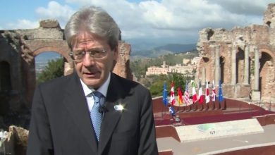 Photo of G7 2017 a Taormina: il Videomessaggio del Premier Gentiloni