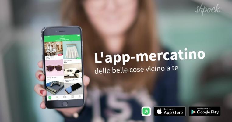 shpock app-mercatino