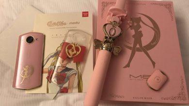 Photo of Sailor Moon: In arrivo lo Smartphone Ufficiale e il Selfie Stick