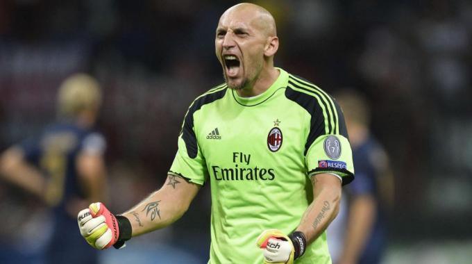 Abbiati team manager Milan