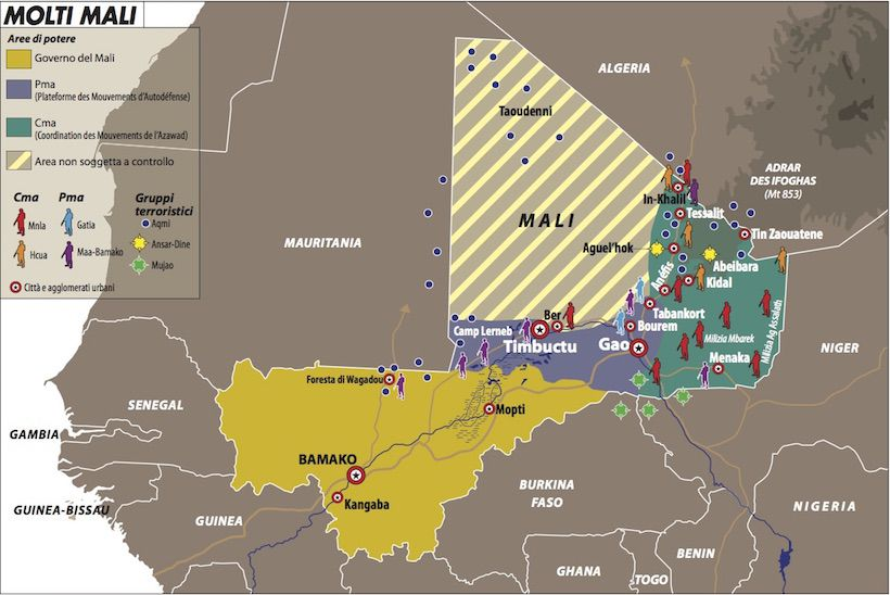 Attacco Bamako Mali