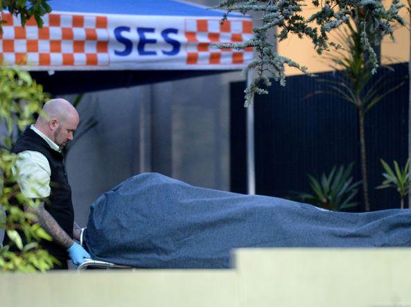 Attentato Melbourne