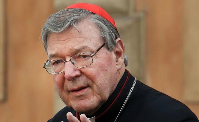 Cardinale Pell incriminato per pedofilia