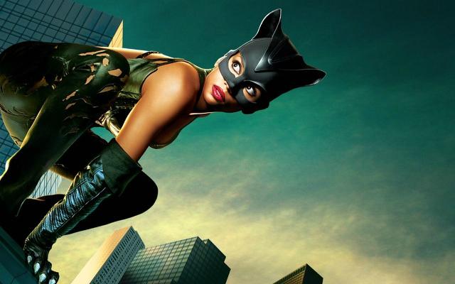 Catwoman film stasera