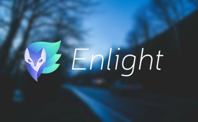 Enlight app foto
