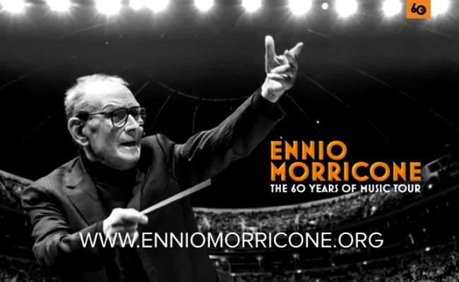 Ennio Morricone tour 2017