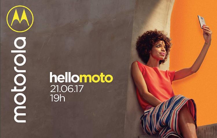 Evento Motorola 21 giugno 2017