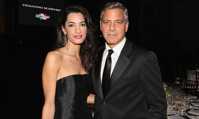 George Clooney è diventato papà, sono nati i gemelli