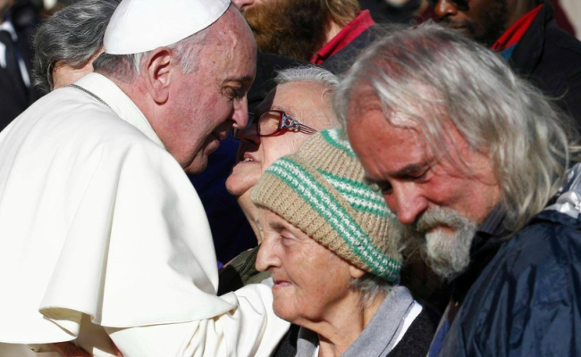 Giornata Mondiale dei Poveri Papa Francesco