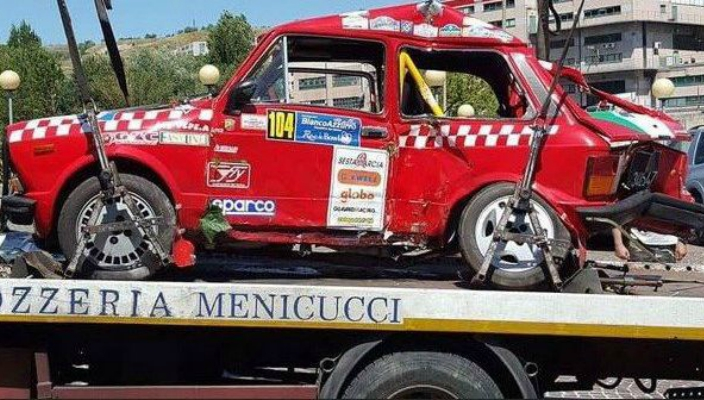 Incidente mortale Rally Rose'n Bowl