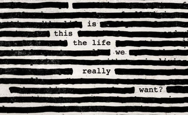 Is this the life were ally want album Roger Waters