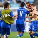 Italia Semifinale Mondiali Under 20
