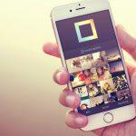 Layout for Instagram App