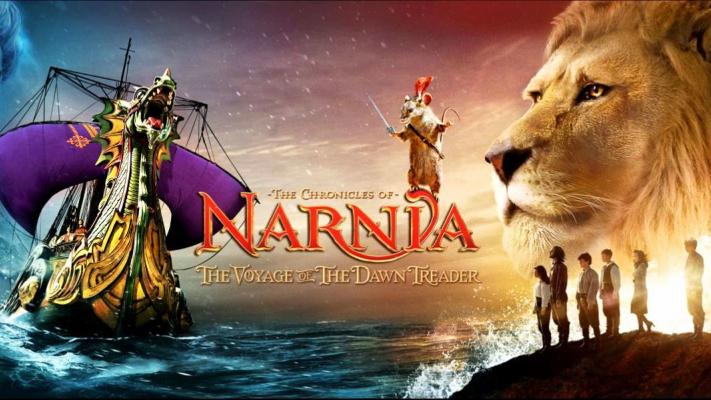 Le Cronache di Narnia -Il viaggio del veliero trama