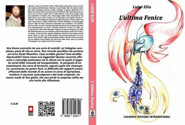 Libro l'ultima fenice Elia