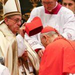 Papa Francesco Nomina Nuovi Cardinali