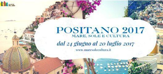 Positano, mare, sole e cultura 2017