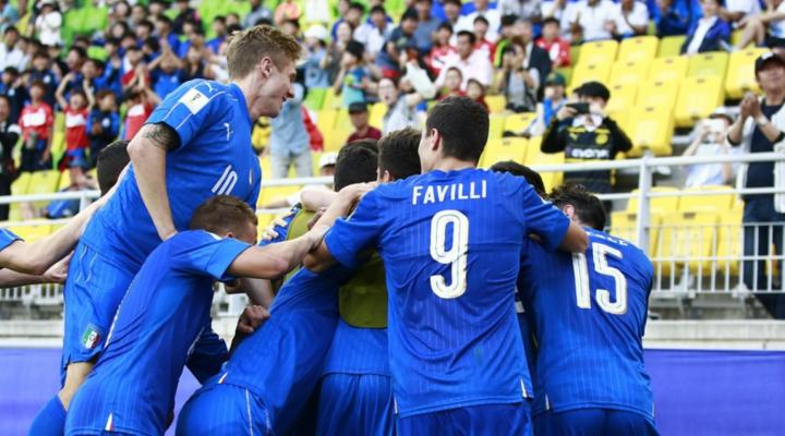 Semifinale Mondiali Under 20 Italia semifinalista