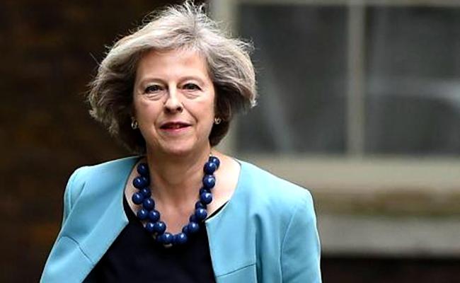 Theresa May diritti umani