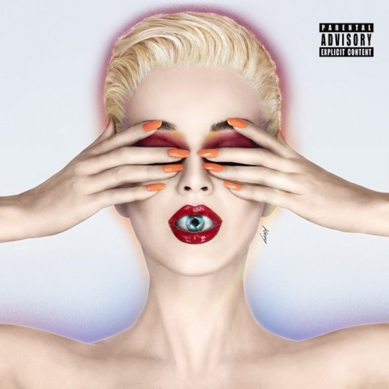 Katy Perry lancia Witness con un Live su Youtube