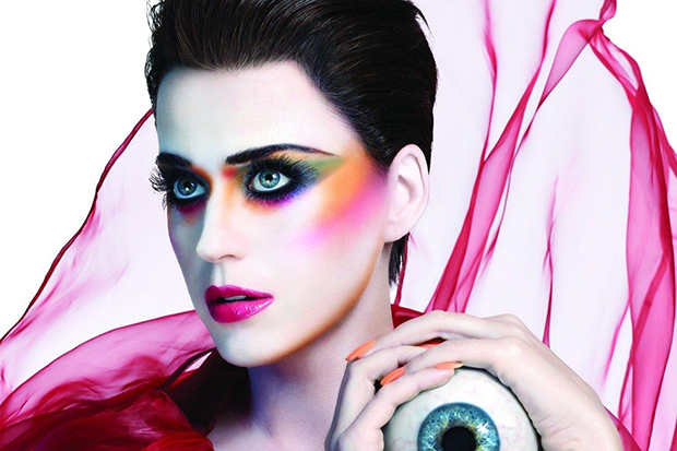 Katy Perry lancia Witness con un Live su Youtube