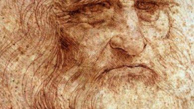 Autoritratto Leonardo Da Vinci Mostra Torino