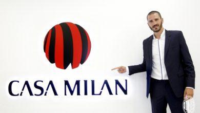 Bonucci Milan