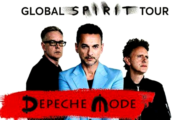 Depeche Mode Tour 2017