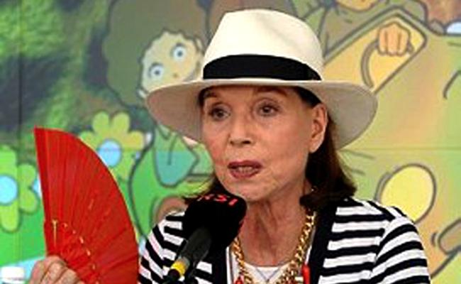 Elsa Martinelli Morta