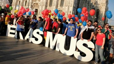 Erasmus 30 anni