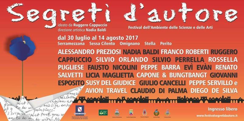 Festival Segreti d'Autore 2017