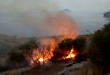 Incendio Lipari